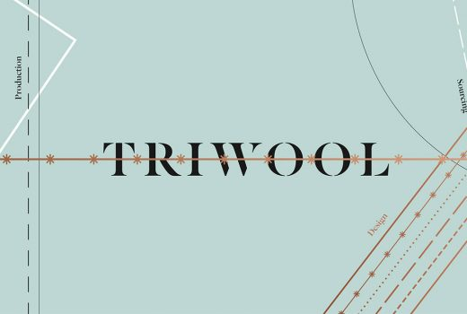 Triwool Knitted creativity